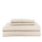 Devonshire of Nottingham 700 Thread Count Egyptian Quality Cotton Sheet Set Color: Ash, Size: Queen