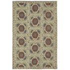 Valenzano Hand-Tufted Beige Area Rug Rug Size: Rectangle 5' x 9'
