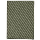 Ommegang Hand-Woven Green Area Rug Rug Size: 6' x 9'
