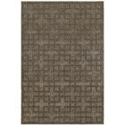 McCordsville Brown/Gray Area Rug Rug Size: Rectangle 9'10