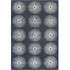 Willow Hand Tufted Wool Dark Gray/Light Gray Area Rug Rug Size: 8' x 10'