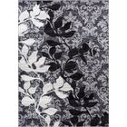 Vinewood Gray Area Rug Rug Size: 5'3
