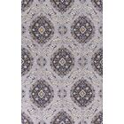 Guillory Hand-Hooked Gray/Yellow Area Rug Rug Size: Rectangle 3'3