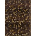 Sabanc Brown/Beige Area Rug Rug Size: Rectangle 6'7