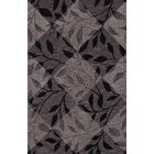 Bryant Black Checked Area Rug Rug Size: Rectangle 5' x 7'9