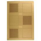 Barhill Large Boxes Outdoor Rug Rug Size: Rectangle 5'3