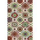 Arbor Lake Cream Area Rug Rug Size: 8' x 10'