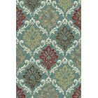 Arbor Lake Blue Area Rug Rug Size: 8' x 10'