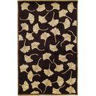 Jamaris Chocolate Area Rug Rug Size: Rectangle 9' x 13'