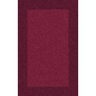 Briargate Hand Woven Wool Eggplant Area Rug Rug Size: Rectangle 9' x 13'