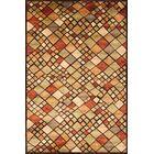 Glencoe Mosaic Rug Rug Size: 5'3