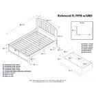 Wrington Storage Platform Bed Size: Queen, Color: Antique Walnut