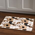 Cashion Floral Brown Area Rug Rug Size: Rectangle 8' x 10'3