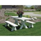 Wyona Plastic Picnic Table