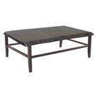 Tassone Classical Aluminum Coffee Table Size: 19