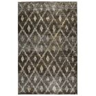 Jada Chocolate Area Rug Rug Size: Rectangle 3'11
