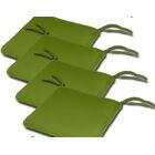 Ed Indoor/Outdoor Sunbrella Cushion Fabric: Macaw, Size: 2