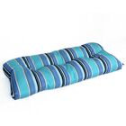 Wicker Indoor/Outdoor Sunbrella Settee Cushion