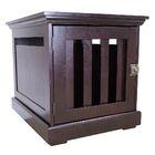 Oscar Wooden Pet Crate Size: 34