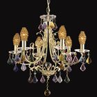 Delong 6-Light Crystal Chandelier