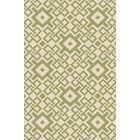 Aura Beige/Forest Indoor/Outdoor Area Rug Rug Size: Rectangle 8' x 10'6