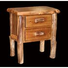 Amias 2 Drawer Nightstand
