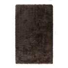Cauthen Solid Taupe Area Rug