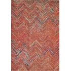 Beverly Rust Area Rug Rug Size: Rectangle 5'3