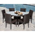 Eldredge 7 Piece Dining Set