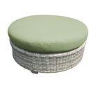 Ansonia Round Coffee Table Color: Cilantro