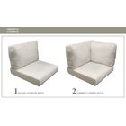 East Village 8 Piece Outdoor Cushion Set