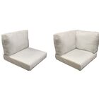Coas Outdoor�Replacement Cushion Set