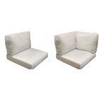 Coast 22 Piece Outdoor�Lounge Chair Cushion Set