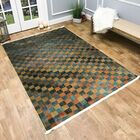 Covin Tiles Amber Area Rug Rug Size: Rectangle 5'3