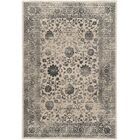 Minonk Beige & Blue Area Rug Rug Size: Rectangle 5'1