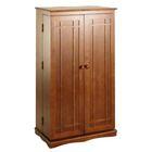 Multimedia Storage Cabinet Color: Walnut