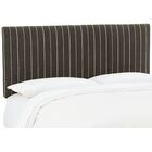 Stovall Upholstered Panel Headboard Size: Twin