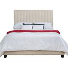 Hilldale Upholstered Panel Bed Size: Queen