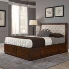 Myra Upholstered Storage Platform Bed Size: King