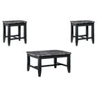 Oberlin 3 Piece Coffee Table Set