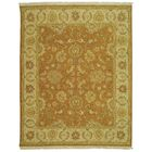 Linwood Gold/Ivory Area Rug Rug Size: Rectangle 10' x 14'