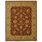 Linwood Red/Gold Area Rug Rug Size: Rectangle 4' x 6'