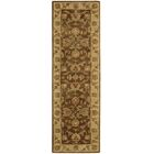 Delaware Hand-Tufted Brown Area Rug Rug Size: Runner 2'4