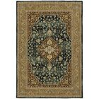 Lakemont Gold/Brown Area Rug Rug Size: Rectangle 5'3