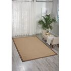 Heckler Hand-Tufted Brown Area Rug Rug Size: Rectangle 8' x 10'