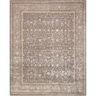 Heimann Hand-Tufted Gray Area Rug Rug Size: Rectangle 9'6