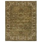 Wiedeman Hand-Tufted Wool Brown Kashan Rug Rug Size: Square 6'