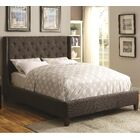 Cecily Upholstered Panel Bed Size: Queen