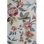 Lyman Sand Floral Area Rug Rug Size: Rectangle 3'3