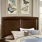 Bertram Wood Headboard Color: Merlot, Size: California King / King